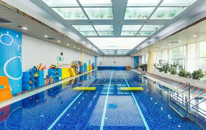 酷游亲子游泳馆洗手间