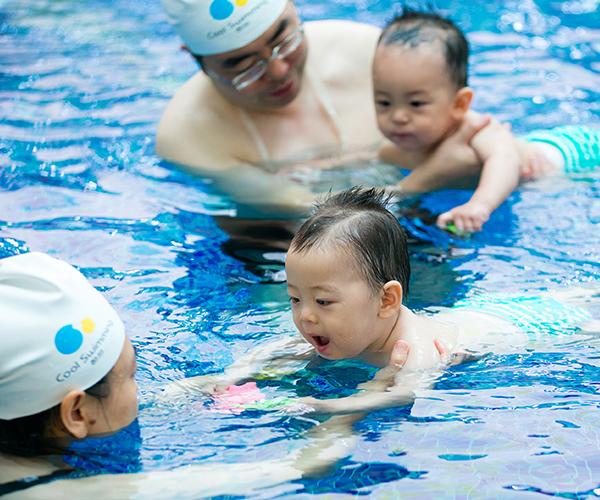 博瑜国际亲子游泳创立——让每一位