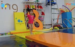 酷游亲子游泳,分享宝宝游泳有趣的事