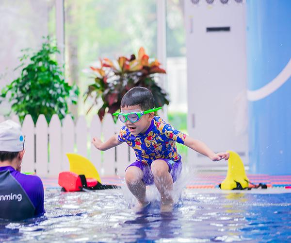 儿童游泳市场