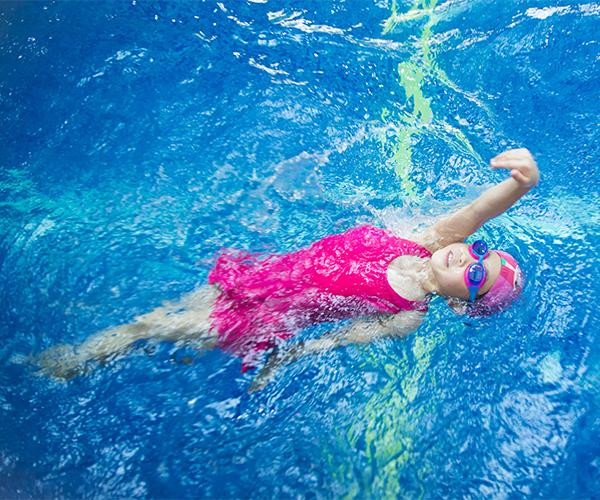 酷游亲子游泳课程